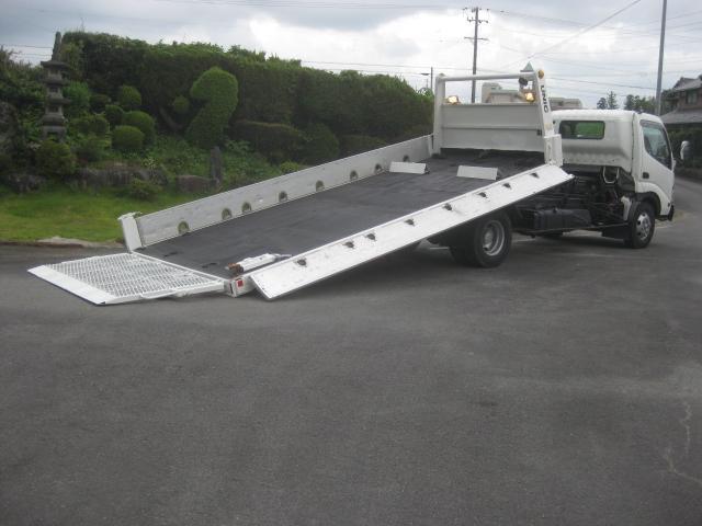 NOX適合一般型3t積載車3000kgセーフティーローダー(11枚目)