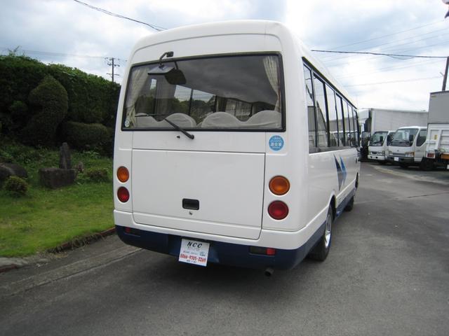 NOX適合バス送迎仕様バス自動ドア自動ステップモケットシート(18枚目)