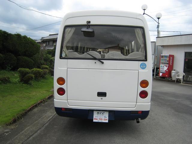 NOX適合バス送迎仕様バス自動ドア自動ステップモケットシート(19枚目)