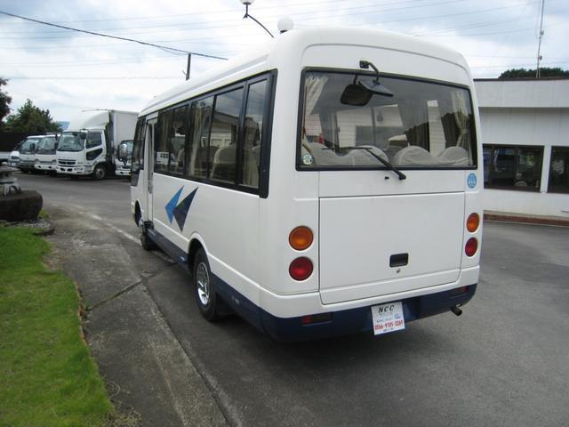 NOX適合バス送迎仕様バス自動ドア自動ステップモケットシート(20枚目)