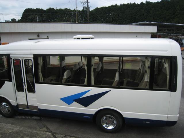 NOX適合バス送迎仕様バス自動ドア自動ステップモケットシート(24枚目)