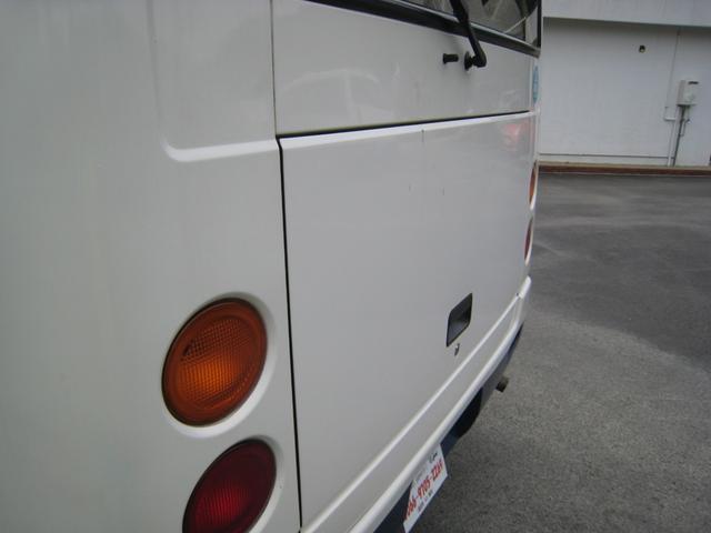 NOX適合バス送迎仕様バス自動ドア自動ステップモケットシート(26枚目)