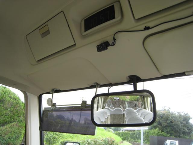NOX適合バス送迎仕様バス自動ドア自動ステップモケットシート(37枚目)