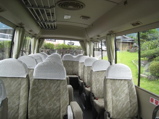 NOX適合バス送迎仕様バス自動ドア自動ステップモケットシート(38枚目)