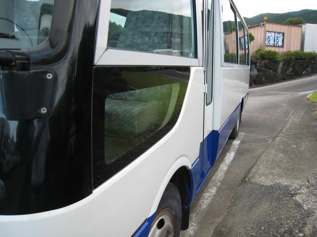 1オーナーNOX適合29人乗りマイクロバス自動ドア29人(24枚目)