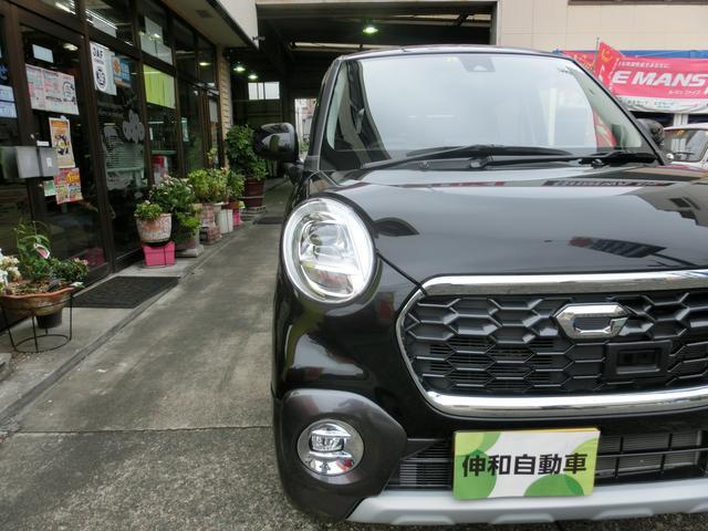 ダイハツ キャスト スタイルG SAII LED Bカメラ フラット7 月1万円