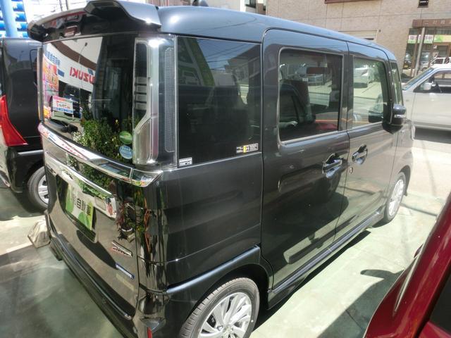 「スズキ」「スペーシアカスタム」「コンパクトカー」「愛知県」の中古車8