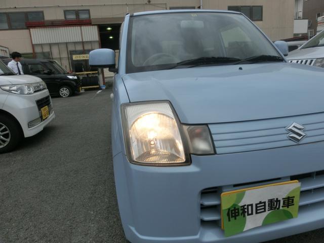 「スズキ」「アルト」「軽自動車」「愛知県」の中古車6