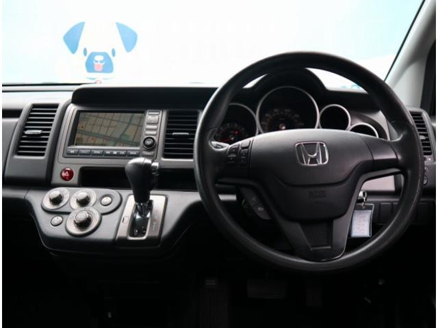 HDDナビエディション 新品ロクサーニアルミホイール 純正HDDナビ フルカラーバックビューモニター ETC車載器 三列シート オートライト オートエアコン ステアリングスイッチ キセノンヘッドライト(33枚目)
