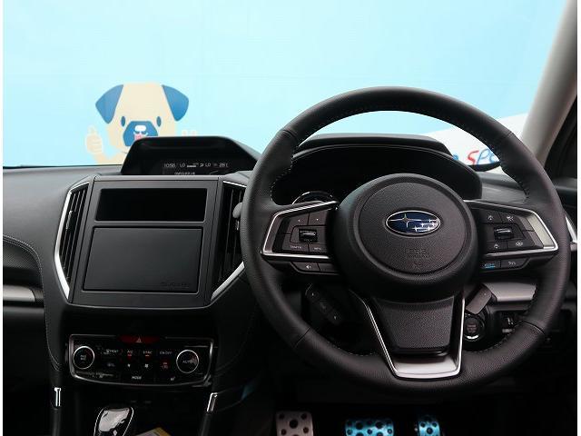 アドバンス 登録済未使用車 アイサイトバージョン3(プリクラッシュブレーキ、レーダークルーズコントロール、ブラインドスポットモニター等) スマートキー&プッシュスタート シートヒーター LEDヘッドライト(29枚目)