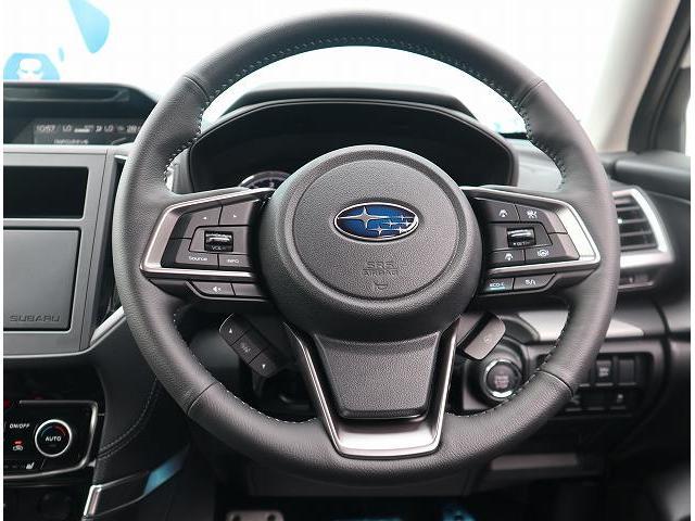 アドバンス 登録済未使用車 アイサイトバージョン3(プリクラッシュブレーキ、レーダークルーズコントロール、ブラインドスポットモニター等) スマートキー&プッシュスタート シートヒーター LEDヘッドライト(30枚目)