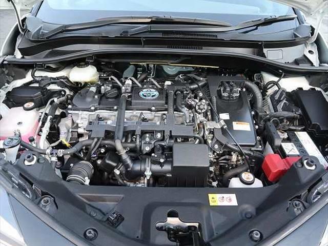 ハイブリッド G 衝突軽減装置 ディスプレイオーディオ LEDヘッドライト ナビ レーダークルーズコントロール フォグランプ 純正18インチAW USBポート オートマチックハイビーム ハーフレザー(3枚目)