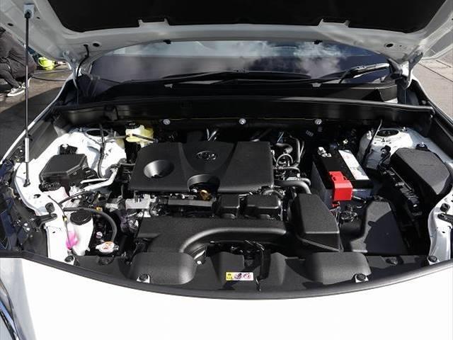 G 新車未登録 衝突軽減 ディスプレイオーディオ LEDヘッド パワーバックドア ハーフレザーシート スマートキー レーンキープ 18インチアルミ 前後ドライブレコーダー(3枚目)