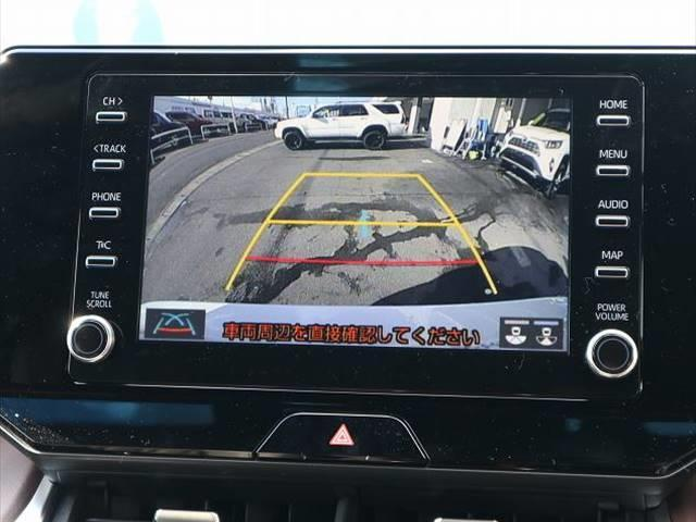G 新車未登録 衝突軽減 ディスプレイオーディオ LEDヘッド パワーバックドア ハーフレザーシート スマートキー レーンキープ 18インチアルミ 前後ドライブレコーダー(4枚目)