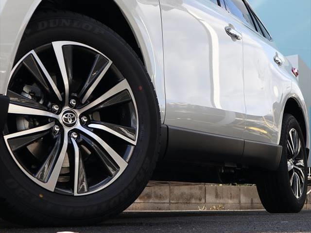 G 新車未登録 衝突軽減 ディスプレイオーディオ LEDヘッド パワーバックドア ハーフレザーシート スマートキー レーンキープ 18インチアルミ 前後ドライブレコーダー(12枚目)