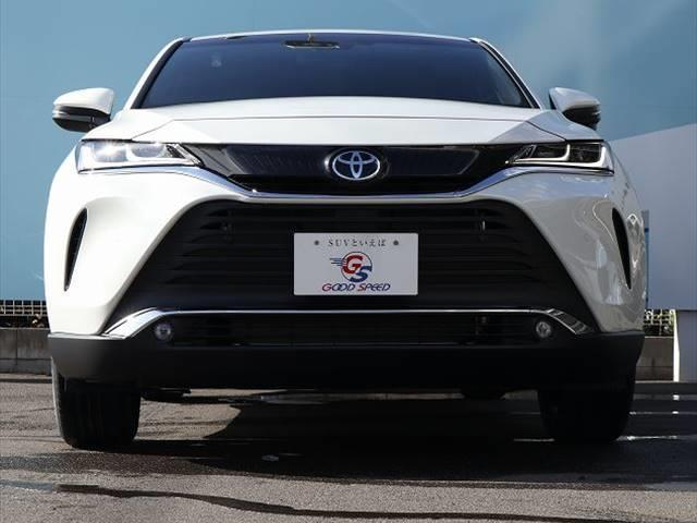 G 新車未登録 衝突軽減 ディスプレイオーディオ LEDヘッド パワーバックドア ハーフレザーシート スマートキー レーンキープ 18インチアルミ 前後ドライブレコーダー(13枚目)