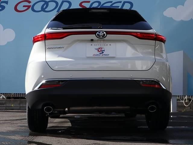 G 新車未登録 衝突軽減 ディスプレイオーディオ LEDヘッド パワーバックドア ハーフレザーシート スマートキー レーンキープ 18インチアルミ 前後ドライブレコーダー(14枚目)
