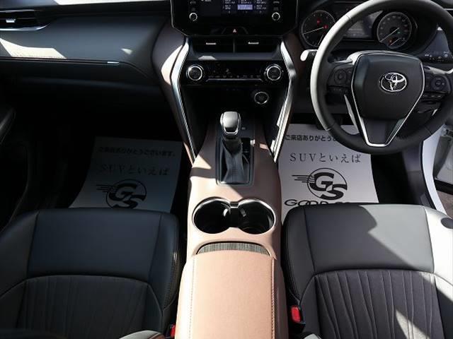 G 新車未登録 衝突軽減 ディスプレイオーディオ LEDヘッド パワーバックドア ハーフレザーシート スマートキー レーンキープ 18インチアルミ 前後ドライブレコーダー(17枚目)