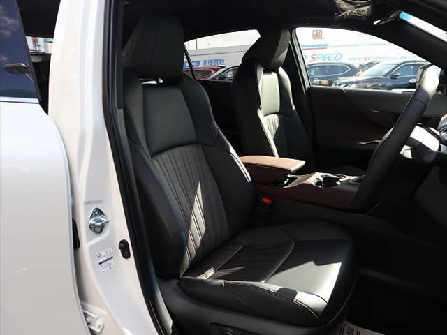 G 新車未登録 衝突軽減 ディスプレイオーディオ LEDヘッド パワーバックドア ハーフレザーシート スマートキー レーンキープ 18インチアルミ 前後ドライブレコーダー(18枚目)