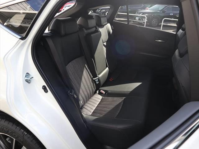 G 新車未登録 衝突軽減 ディスプレイオーディオ LEDヘッド パワーバックドア ハーフレザーシート スマートキー レーンキープ 18インチアルミ 前後ドライブレコーダー(19枚目)