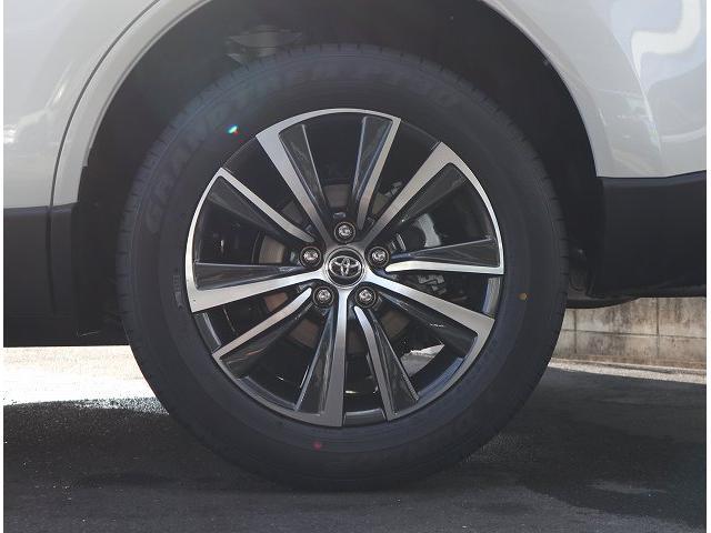 G 新車未登録 衝突軽減 ディスプレイオーディオ LEDヘッド パワーバックドア ハーフレザーシート スマートキー レーンキープ 18インチアルミ 前後ドライブレコーダー(21枚目)