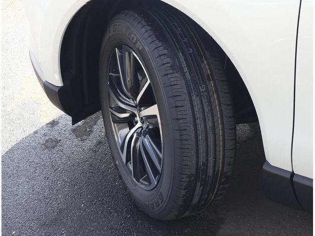 G 新車未登録 衝突軽減 ディスプレイオーディオ LEDヘッド パワーバックドア ハーフレザーシート スマートキー レーンキープ 18インチアルミ 前後ドライブレコーダー(25枚目)