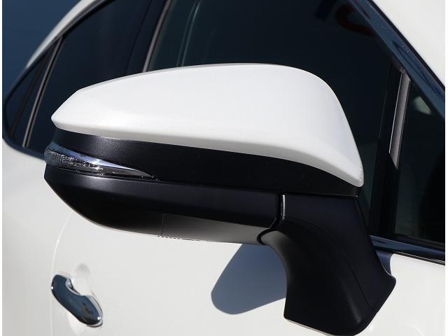 G 新車未登録 衝突軽減 ディスプレイオーディオ LEDヘッド パワーバックドア ハーフレザーシート スマートキー レーンキープ 18インチアルミ 前後ドライブレコーダー(26枚目)
