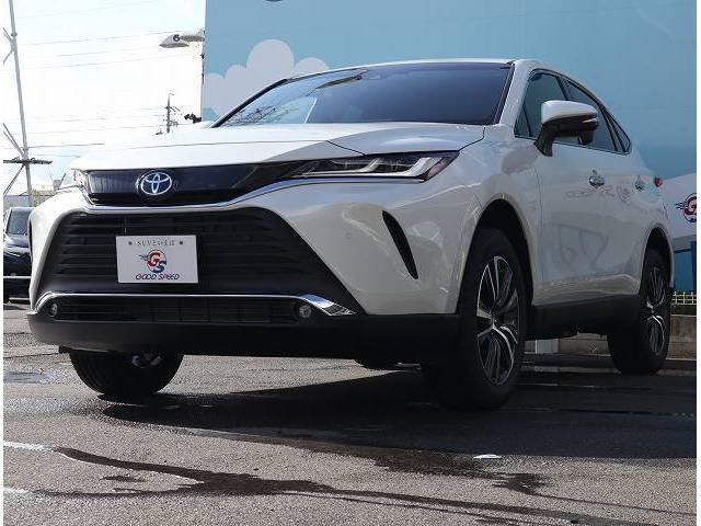 G 新車未登録 衝突軽減 ディスプレイオーディオ LEDヘッド パワーバックドア ハーフレザーシート スマートキー レーンキープ 18インチアルミ 前後ドライブレコーダー(29枚目)