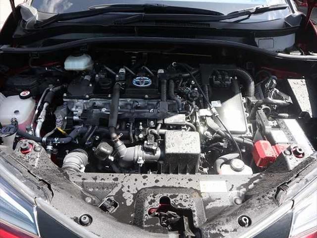 G モード ネロ 衝突軽減 レーダークルーズ 9型ナビ地デジ LEDヘッドライト ビルトインETC シートヒーター 純正18インチアルミ スマートキー レーンキープ(3枚目)