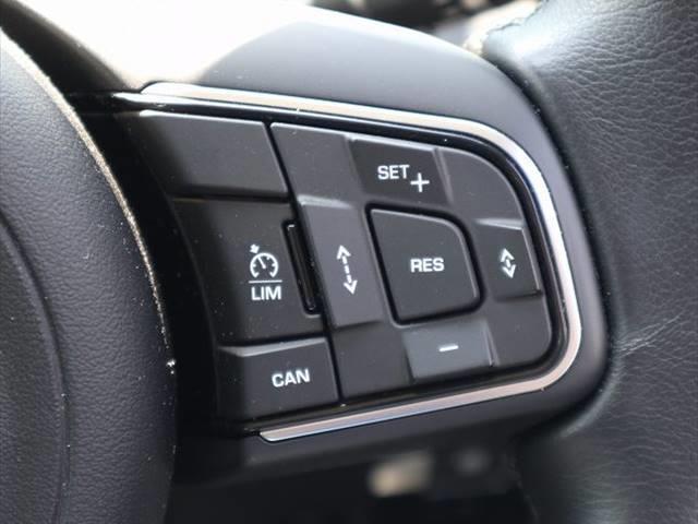 快適な高速クルージングを可能にする「レーダークルーズコントロール」