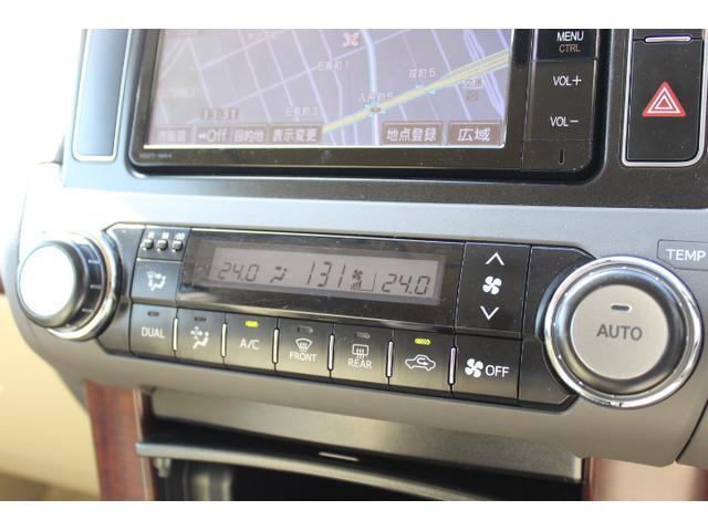 トヨタ ランドクルーザープラド TX Lパッケージ ワンオーナー 本革 LED ルーフレール