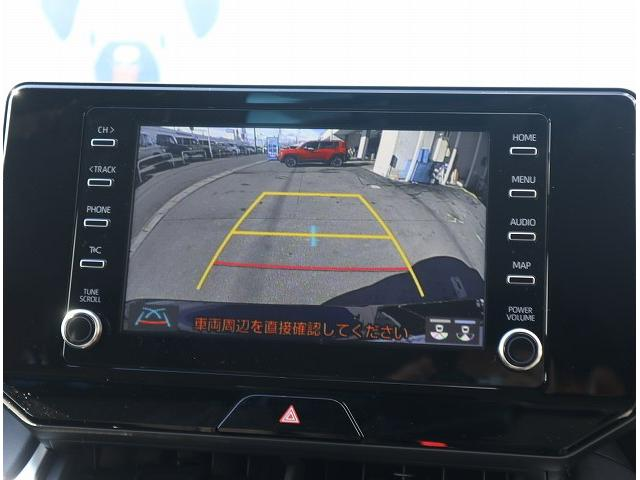 S 新車未登録 ディスプレイオーディオ セーフティセンス LEDライト バックカメラ レーダークルーズ 純正17インチアルミ クリアランススナー 電動格納ドアミラー(4枚目)