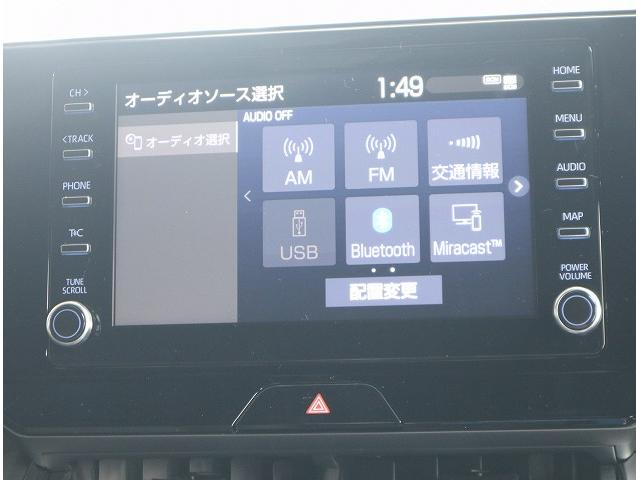 G レザーパッケージ 本革シート ディスプレイオーディオ LEDヘッド 衝突軽減 レーンキープ パワーバックドア レーダークルーズ パワーシート シートメモリー プッシュスタート 電動パーキング プリクラッシュセーフティ(4枚目)