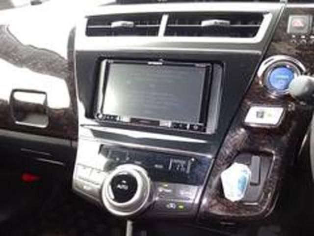 S KUHLバンパーフルエアロBLITZ車高調19インチAW(16枚目)