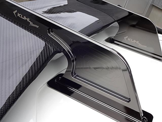 ベースグレード KUHL新作後期仕様新品フルエアロ BLITZ車高調 VERZ20インチAW 純正HDDナビ バックカメラ(41枚目)