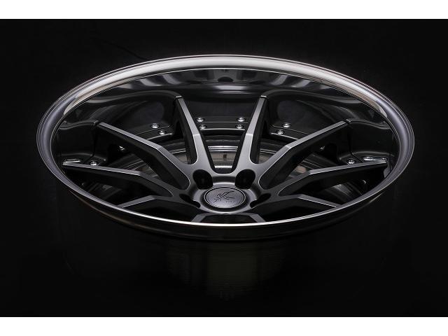 ベースグレード KUHL新作後期仕様新品フルエアロ BLITZ車高調 VERZ20インチAW 純正HDDナビ バックカメラ(44枚目)
