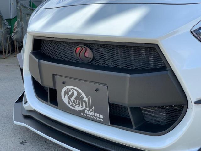 ベースグレード 新作KUHLエアロ3点 BLITZ車高調(15枚目)