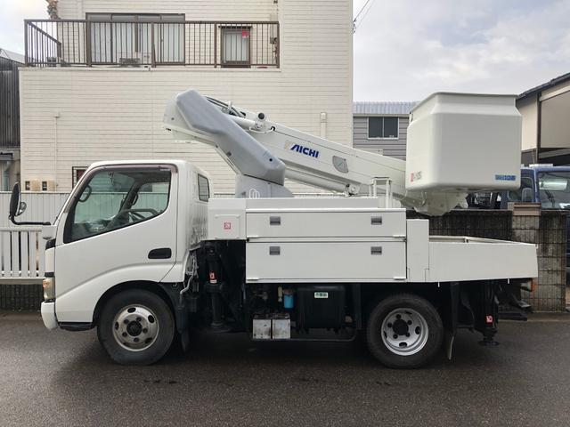 高所作業車 アイチコーポレーション SH106(8枚目)