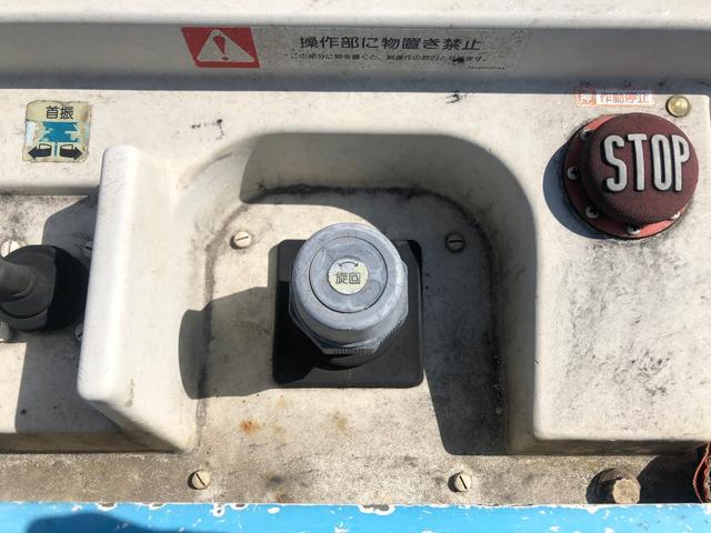 高所作業車 アイチコーポレーション SH106(11枚目)