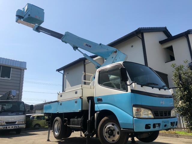 高所作業車 アイチコーポレーション SH106(16枚目)