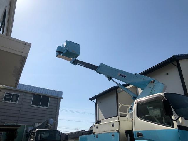 高所作業車 アイチコーポレーション SH106(17枚目)