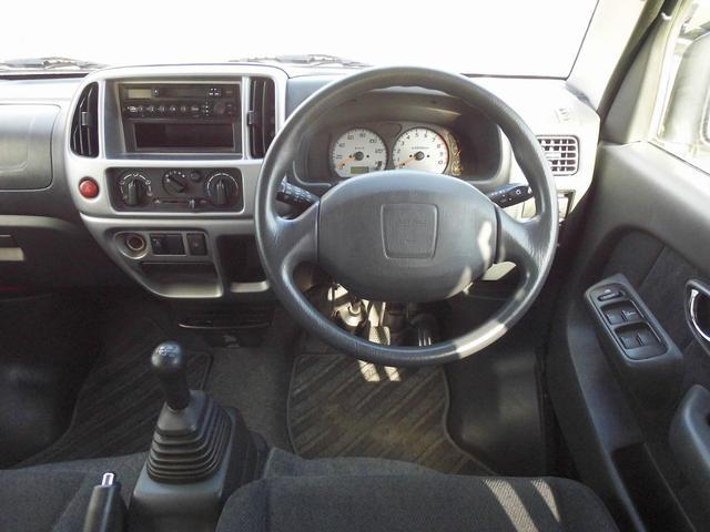 スズキ エブリイワゴン ジョイポップターボPZエアロx5速xオートステップx両側スラ