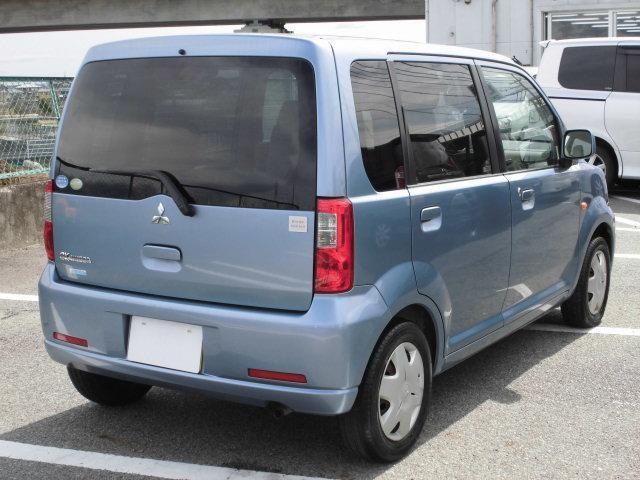 三菱 eKワゴン ブルームエディション 保証付 新品地デジ付ナビ キーレス
