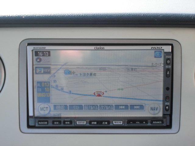 マツダ スピアーノ XF 禁煙車 保証付 HDDナビ ABS ベンチシート
