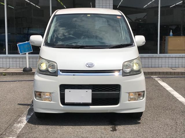 ダイハツの軽自動車「ムーヴ」が入庫致しました!!