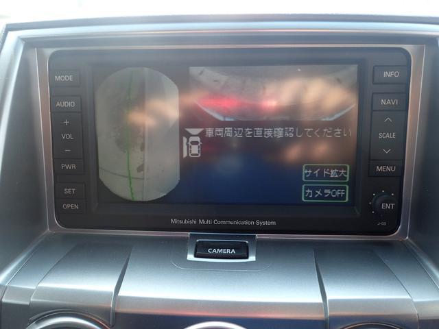 三菱 デリカD:5 Gプレミアム  両側電動ドア電動ゲート 地デジナビ 後席TV