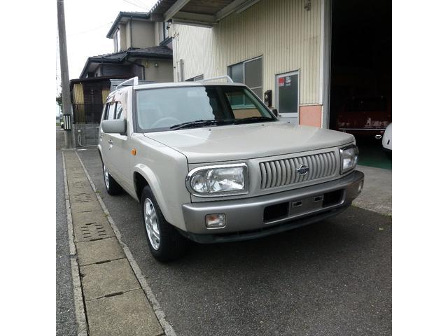 「日産」「ラシーン」「SUV・クロカン」「岐阜県」の中古車2