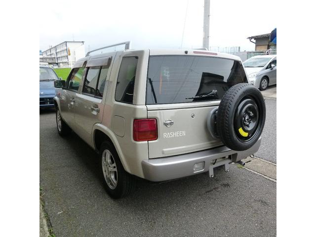 「日産」「ラシーン」「SUV・クロカン」「岐阜県」の中古車4