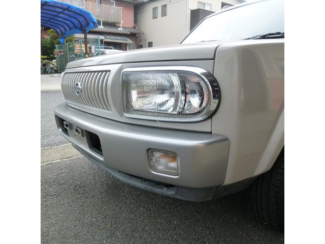 「日産」「ラシーン」「SUV・クロカン」「岐阜県」の中古車8
