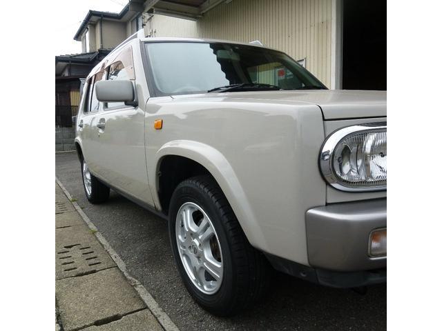 「日産」「ラシーン」「SUV・クロカン」「岐阜県」の中古車9